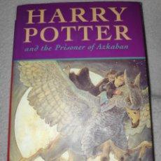 Libros de segunda mano: HARRY POTTER AND THE PRISONER OF AZKABAN - EN INGLÉS - ENGLISH. Lote 186242532