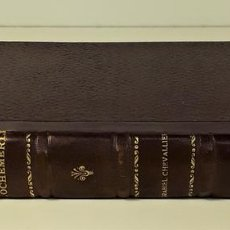 Libros de segunda mano: CLOCHEMERLE. GABRIEL CHEVALLIER. UNIVERSITAIRES DE FRANCE. PARÍS. 1950.. Lote 166407958