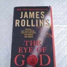 Libros de segunda mano: THE EYE OF GOD. LIBRO. Lote 166832858