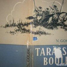 Libros de segunda mano: TARASS BOULBA NIKOLAI GOGOL TARAS BULBA. Lote 167531552