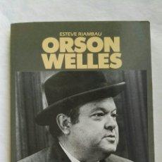 Libros de segunda mano: ORSON WELLES BIOGRAFIES. Lote 167634733