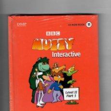 Libros de segunda mano: MUZZY INTERACTIVE Nº 11- LIBROS Y CD-ROM. Lote 50759430