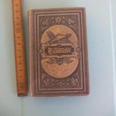 Libros de segunda mano: PALMBLÄTTER KARL GEROK PUBLISHED BY STUTTGART :GREINER & PFEIFFER 1905. Lote 167876420