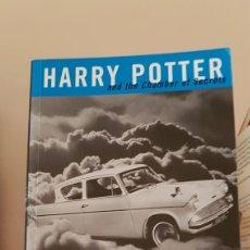 Libros de segunda mano: HARRY POTTER AND THE CHAMBER OF SECRETS. IDIOMA: ENGLISH. PERFECTO ESTADO. Lote 168001041