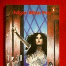 Libros de segunda mano: THE FALL OF THE HOUSE OF USHER (2001) EDGAR ALLAN POE - P.READERS -LEVEL 3 (INGLES) BOOK IN ENGLISH. Lote 168373060