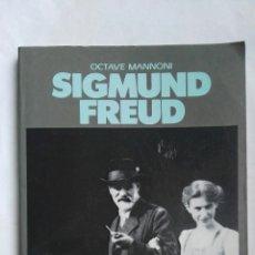 Libros de segunda mano: SIGMUND FREUD BIOGRAFIES. Lote 168609790