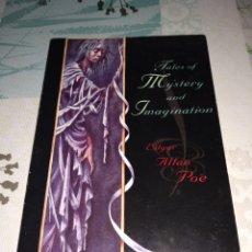 Libros de segunda mano: LIBRO TALES OF MYSTERY AND IMAGINATION. Lote 168698752