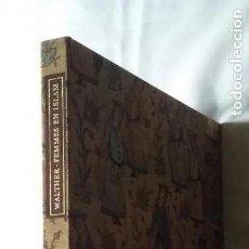 Libros de segunda mano: FEMMES EN ISLAM.WIBKE WALTHER.SINDBAD.PARÍS. 1983. Lote 169219804
