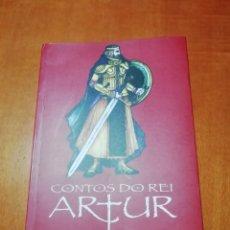 Libros de segunda mano: CONTOS DO REI ARTUR. Lote 169258732