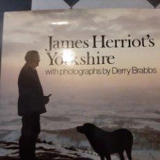 Livros em segunda mão: JAMES HERRIOT.S YORKSHIRE WITH PHOTOGRAPHS BY DERRY BRABBS. Lote 169288137