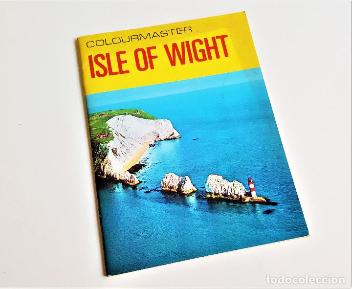 Libros de segunda mano: ISLE OF WIGHT - COLOURMASTER - Foto 1 - 169316024