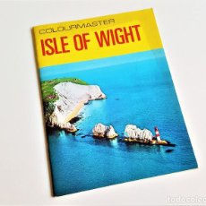 Libros de segunda mano: ISLE OF WIGHT - COLOURMASTER. Lote 169316024