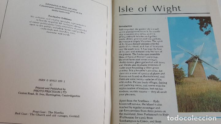 Libros de segunda mano: ISLE OF WIGHT - COLOURMASTER - Foto 3 - 169316024