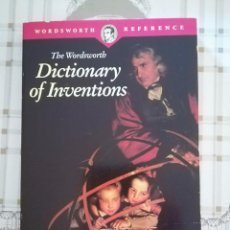 Libros de segunda mano: THE WORDSWORTH. DICTIONARY OF INVENTIONS - EN INGLÉS. Lote 170020336