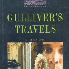 Libros de segunda mano: LOS VIAJES DE GULLIVER, JONATHAN SWIFT (INGLES). Lote 170170700