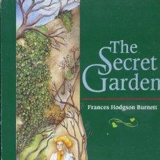 Libros de segunda mano: EL JARDÍN SECRETO, FRANCES HODGSON BURNETT (INGLES). Lote 170171064
