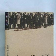 Libros de segunda mano: LES URPES DEL LLOP. Lote 170251909