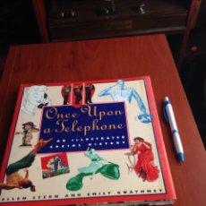 Libros de segunda mano: LIBRO ONCE UPON A TELEPHONE. Lote 170296112