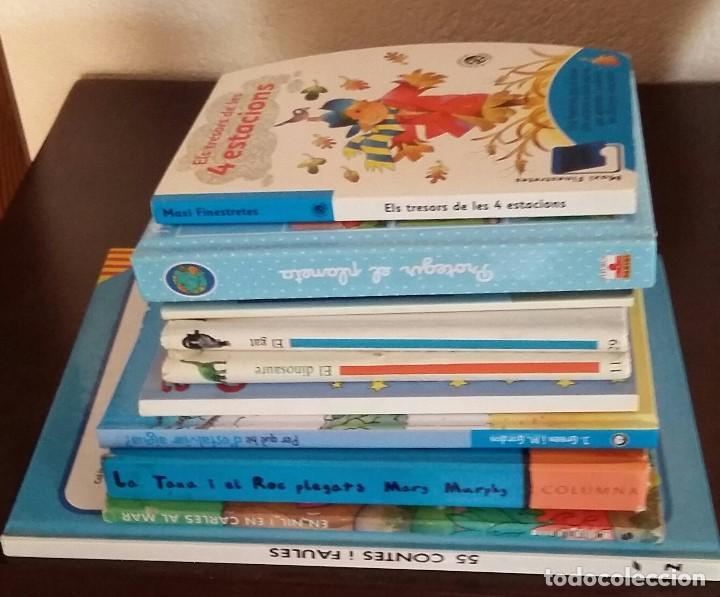 10 LLIBRES EN CATALÀ. LITERATURA INFANTIL I JUVENIL. (Libros de Segunda Mano - Otros Idiomas)