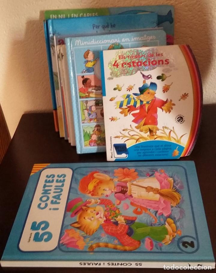 Libros de segunda mano: 10 LLIBRES EN CATALÀ. LITERATURA INFANTIL I JUVENIL. - Foto 2 - 170419708
