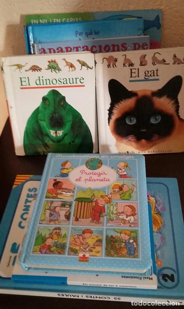 Libros de segunda mano: 10 LLIBRES EN CATALÀ. LITERATURA INFANTIL I JUVENIL. - Foto 3 - 170419708