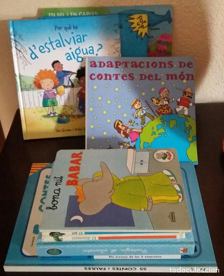 Libros de segunda mano: 10 LLIBRES EN CATALÀ. LITERATURA INFANTIL I JUVENIL. - Foto 4 - 170419708