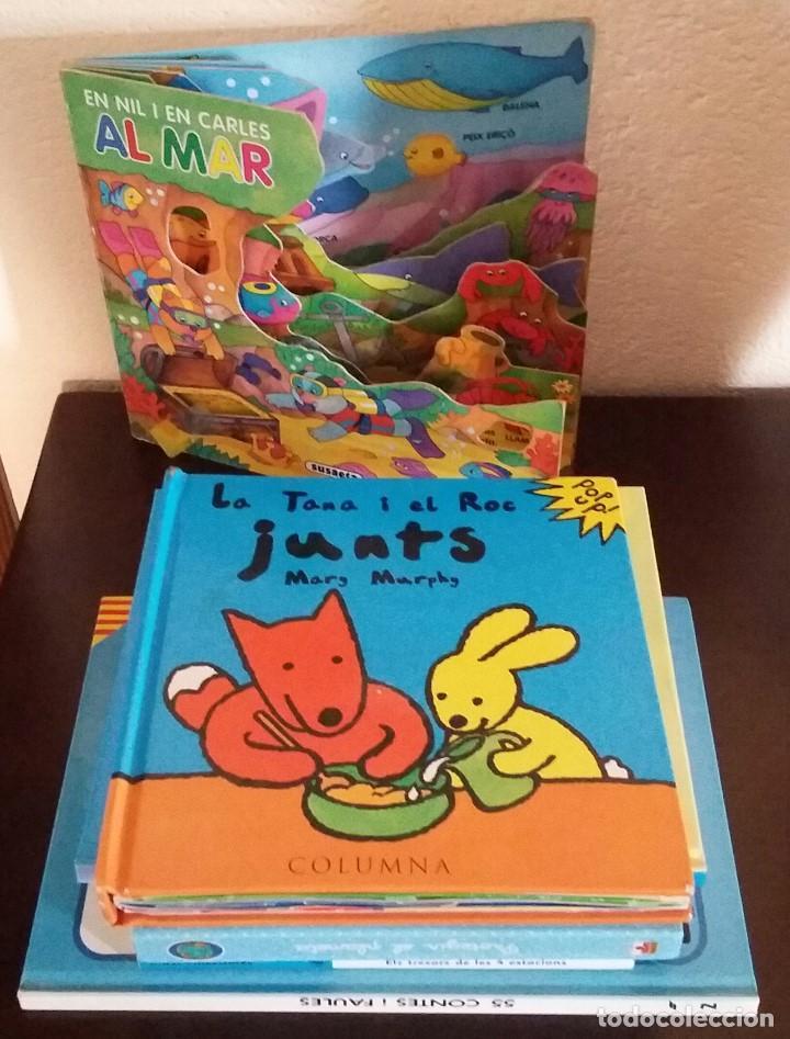 Libros de segunda mano: 10 LLIBRES EN CATALÀ. LITERATURA INFANTIL I JUVENIL. - Foto 5 - 170419708