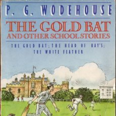 Libros de segunda mano: THE GOLD BAT (P. B. WODEHOUSE. Lote 170447568