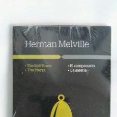 Libros de segunda mano: HERMAN MELVILLE EL CAMPANARIO LA GALERÍA AUDIOBOOK PRECINTADO. Lote 170905387