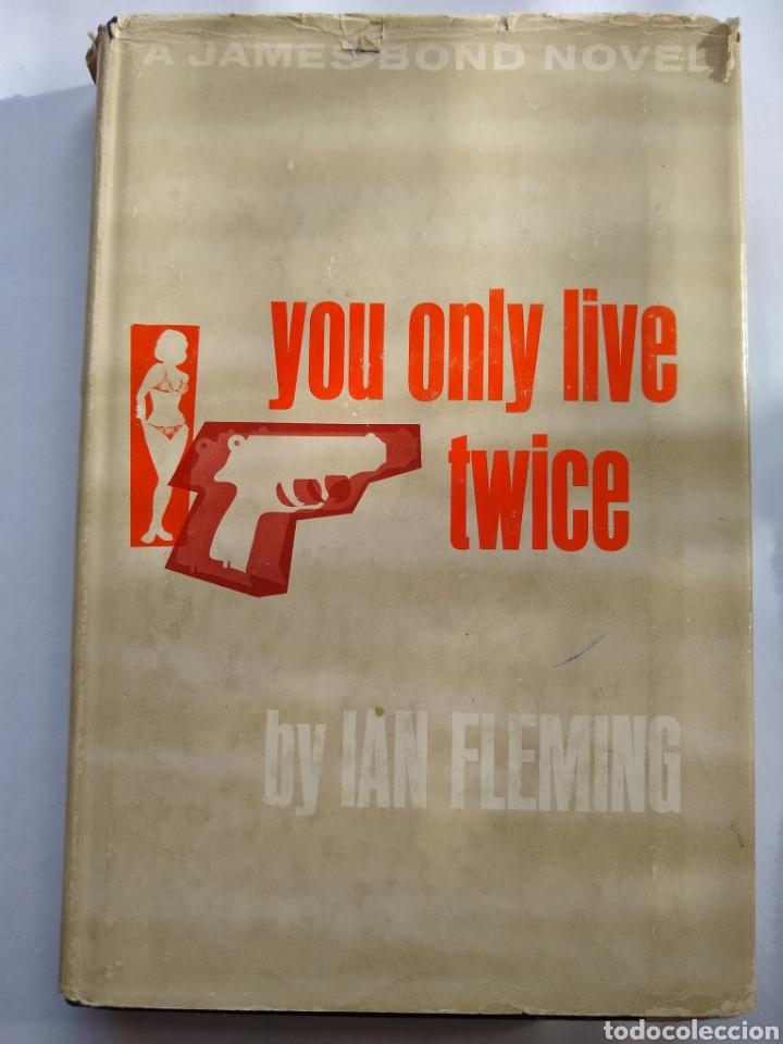 YOU ONLY LIVE TWICE , JAMES BOND , NEW AMERICAN LIBRARY , 1 EDC 1964 (Libros de Segunda Mano - Otros Idiomas)