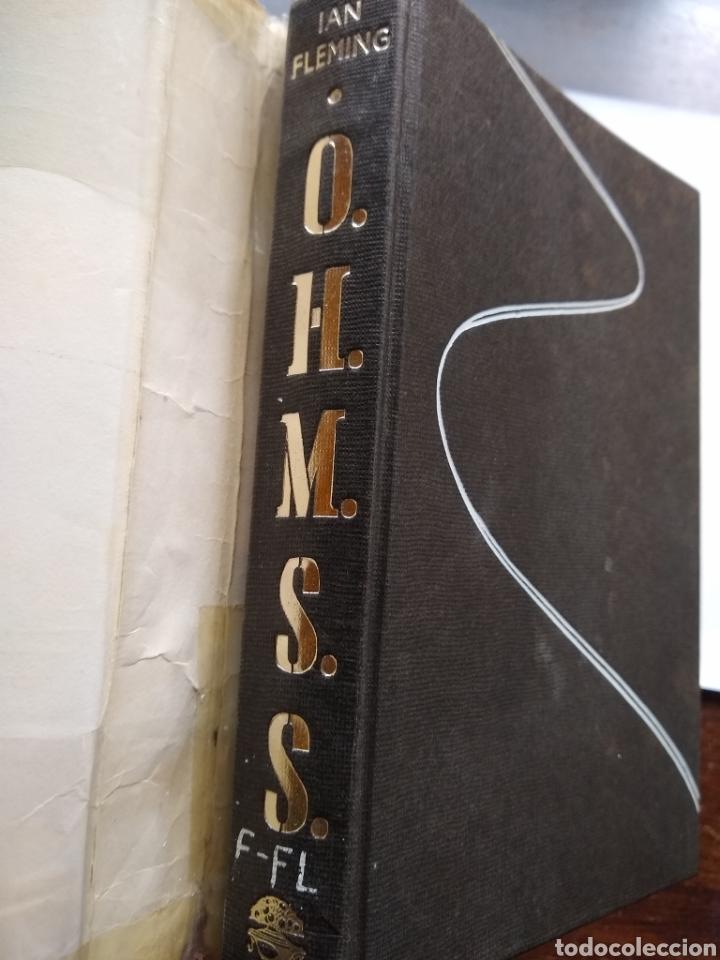 ON HER MAJESTY'S SECRET SERVICE , IAN FLEMING , MAY 1963 , JONATHAN CAPE (Libros de Segunda Mano - Otros Idiomas)