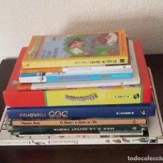 Libros de segunda mano: 10 LLIBRES EN CATALÀ. TEMÀTICA INFANTIL I JUVENIL.. Lote 171060455