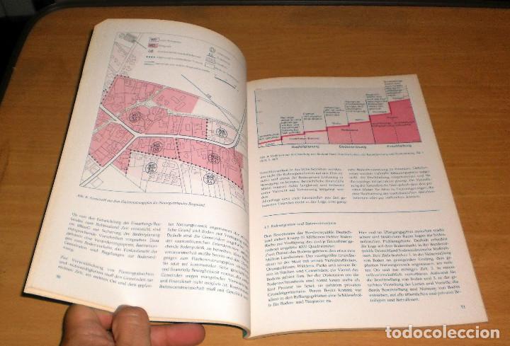 Libros de segunda mano: PLANIFICACIÓN - PROBLEMAS ESTRUCTURALES Y TAREAS DE PLANIFICACIÓN (DIETER RICHTER). AÑO 1977. ALEMÁN - Foto 3 - 171705840