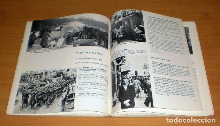 Libros de segunda mano: PREGUNTAS A LA HISTORIA. NO. 4. EL MUNDO EN EL SIGLO XX. ED. HIRSCHGRABEN-VERLAG. ALEMÁN - Foto 4 - 171706052