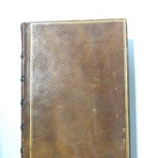 Libros de segunda mano: THE SEASONS. THE LIFE OF THE AUTHOR. JAMES THOMSON. LONDON, 1811. PAGINAS: 236.. Lote 172271045