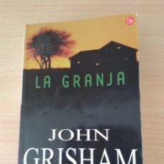 Libros de segunda mano: LA GRANJA. JOHN GRISHAM. IDIOMA CATALÀ. Lote 172352789