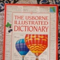 Libros de segunda mano: THE USBORNE ILLUSTRATED DICTIONARY . Lote 172778754
