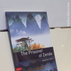 Livres d'occasion: THE PRISONER OF ZENDA OXFORD BOOKWORKS STAGE 3 - OXFORD UNIVERSITY PRESS - CON 2 AUDIO CD'S. Lote 172845819