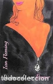 Libros de segunda mano: Diamonds are forever , j Bond 1 ra, 1956 jonathan cape 1ra impresion con sobrecubierta incluida - Foto 5 - 170954457