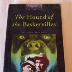 Libros de segunda mano: THE HOUND OF THE BASKERVILLES SIR ARTHUR CONAN DOYLE OXFORD UNIVERSITY PRESS 2002 ISBN 019423035X. Lote 172928003