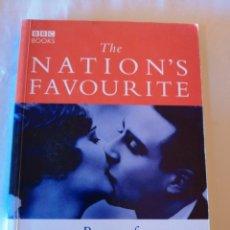 Libros de segunda mano: THE NATION'S FAVOURITE POEMS BBC BOOKS 2004 POEMS OS LOVE ISBN 056338378X POEMAS DE AMOR EN INGLÉS. Lote 172928455