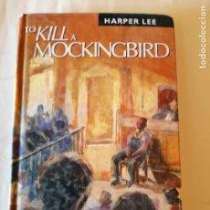 Libros de segunda mano: TO KILL A MOCKINGBIRD HARPER LEE MATAR A UN RUISEÑOR ED. HEINEMANN ISBN 0435120964. Lote 173192137