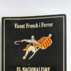Libros de segunda mano: EL NACIONALISME AGRARISTA VALENCIÀ (1918-1923) VOLUM I. Lote 173679320