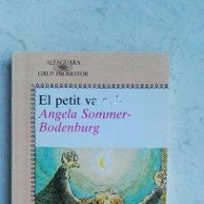 Libros de segunda mano: EL PETIT VAMPIR. Lote 173894702