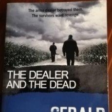 Libros de segunda mano: THE DEALER AND THE DEAD - GERALD SEYMOUR. Lote 174376939