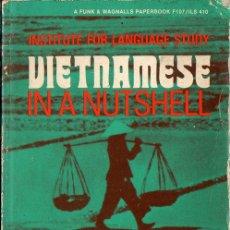 Libros de segunda mano: VIETNAMESE IN A NUTSHELL. Lote 175393564