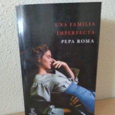 Libros de segunda mano: UNA FAMILIA IMPERFECTA. PEPA ROMA. CATALÁN. Lote 175400907