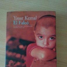 Libros de segunda mano: EL FALCÓN. YASAR KEMAL. CATALÁN. Lote 175560352
