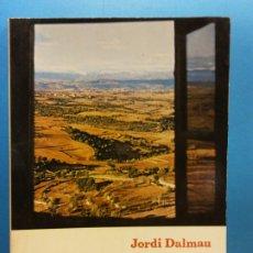 Libros de segunda mano: LES FINESTRES DEL MÒN. JORDI DALMAU. EDITORIAL TEIDE. Lote 175603508