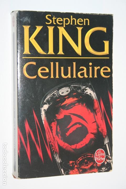 Cellulaire Stephen King Libro En Frances Le Livre De Poche